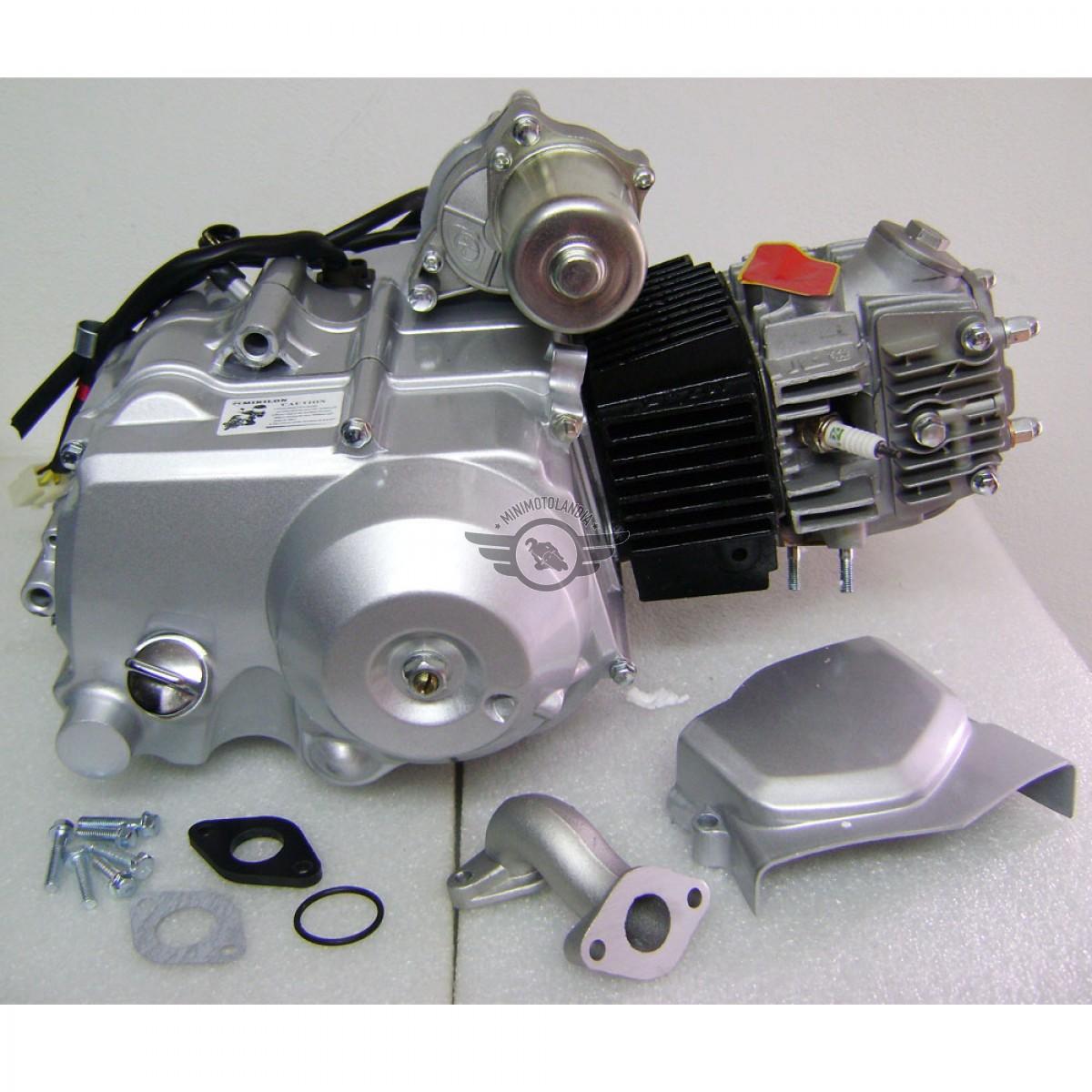 Motore 110cc Automatico 4T Con Retromarcia Quad ATV ...