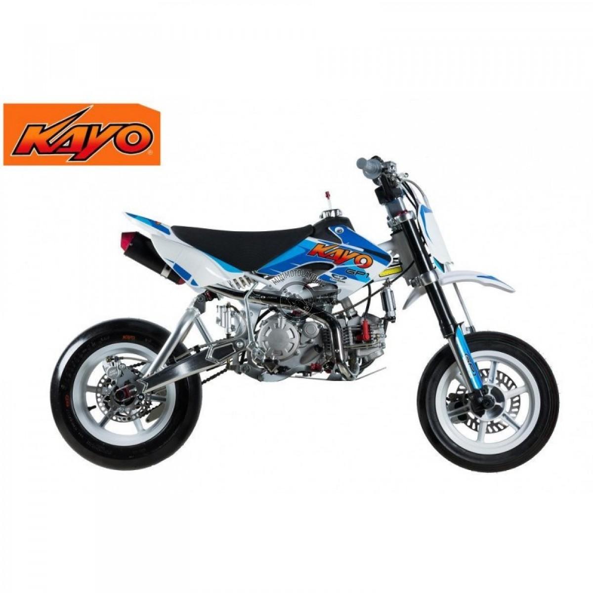 pit bike supermotard gp1 kayo 125cc motard racing minimotolandia. Black Bedroom Furniture Sets. Home Design Ideas
