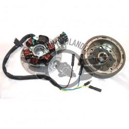 Accensione completa a rotore esterno per motore YX MEDIUM WEIGHT