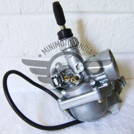 Carburatore Mikuni 22mm Per Pit Bike E Quad ATV 4 Tempi