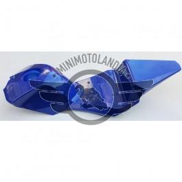 Carena Codino Codone Blu Minimoto Aria GP2 49cc