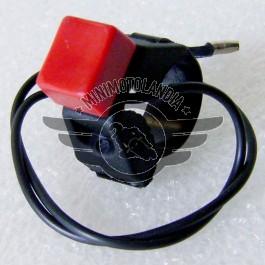 Tasto Engine Stop Comando Spegnimento Minimoto