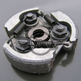 Frizione 3 Masse Originale Per Minimoto Aria 49cc