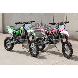 "Minicross 65cc VMC Liquido Cerchi 14""-12"" Steli Standard"