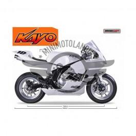Minimoto Kayo 150 Minigp Racing 155cc 4 Tempi Motard