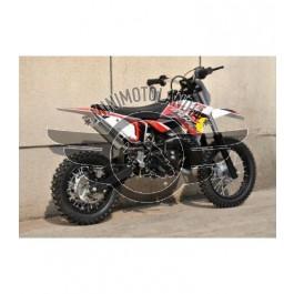 """Minicross Replica Morini 50cc 7,5cv Cerchi 12""""-10"""""""