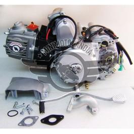 Motore 125cc 4 Tempi 3 Marce Con Retromarcia Quad ATV