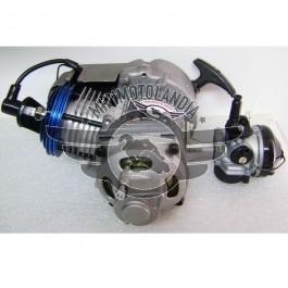 Motore Big Bore 7 Travasi 49cc + Carburatore Dell'Orto 15mm