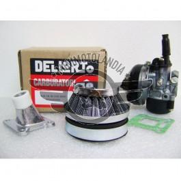 Carburatore Dell'Orto SHA 15mm+Collettore+Filtro Racing