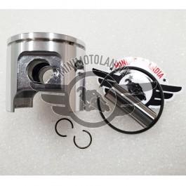 Pistone Monofascia 49cc Elaborato per Motore Aria 49cc