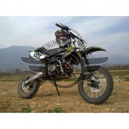 "Pit Bike BSE Monster YX 160cc 18cv Dirt Bike Racing 17-14"""