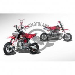 "Pit Bike 86cc KAYO Cerchio 10"" Mini One 4 Tempi Cross Racing"