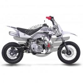 "Pit Bike Kayo 86cc TS90 Cerchio 10"" 4 Tempi Cross Racing"