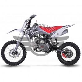 "Pit Bike TT140 140cc KAYO Racing Cross Cerchi 17""-14"""
