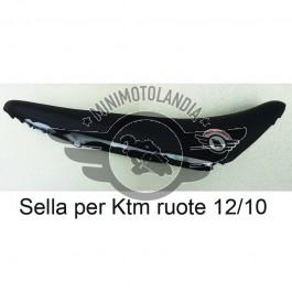 Sella Per Carena Minicross Replica KTM 50 SX Ruote da 12/10