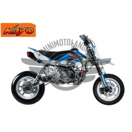 Pit Bike Supermotard GP1 KAYO 156cc Motard Racing