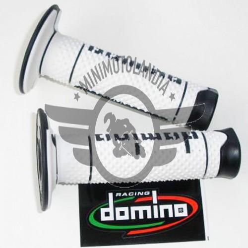Manopole Domino Bianco/Nero