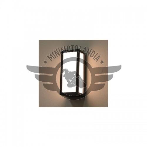 Lampada Led Attacco E27 Applique Plafoniera Parete Esterno Interno