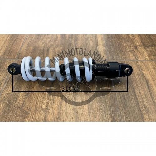 Ammortizzatore Posteriore 31cm Cross Morini 50cc Minicross ruote 14/12