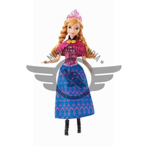 Principessa Disney Frozen Anna Musica Incantata Idea Regalo