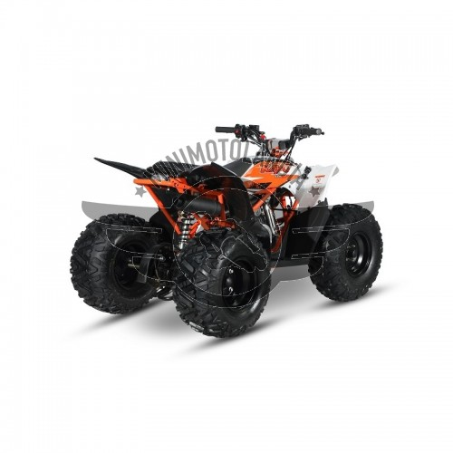 "Quad ATV Predator Kayo 110cc 4 Tempi Ruote 8"""