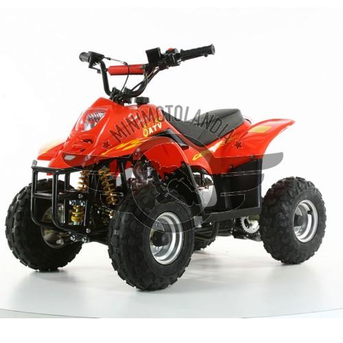 """Quad ATV Bamboo 110cc 4 Tempi Cerchio 6"""""""