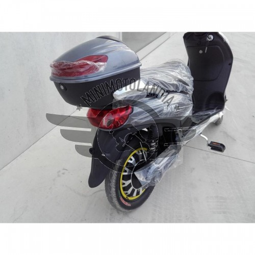 Scooter Elettrico Pedalata Assistita 250W Bicicletta Elettrica Plus 48V 20Ah