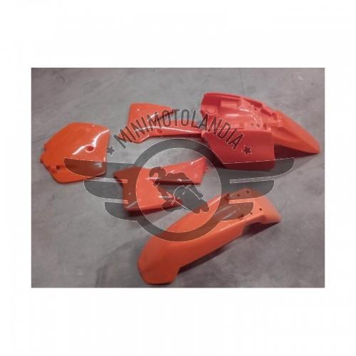 Carena Per Minicross Replica KTM Vecchio Modello Morini Lem Italjet