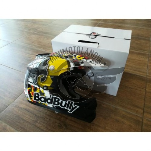 Casco Cross Bad Bully by One Taglia M