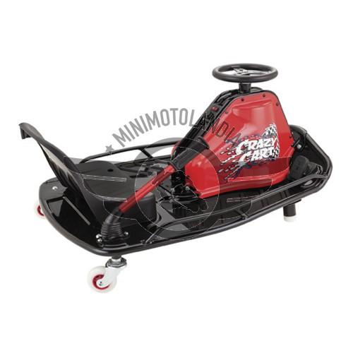 Razor Crazy Cart Elettrico Gioco Go-Kart Drift