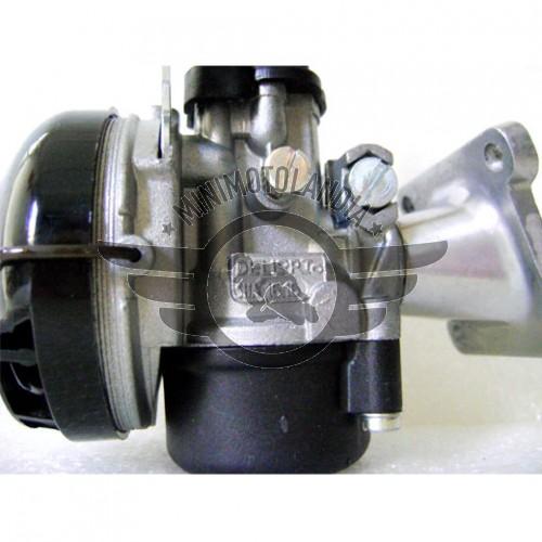 Carburatore Dell'Orto SHA 16mm + Collettore + Filtro