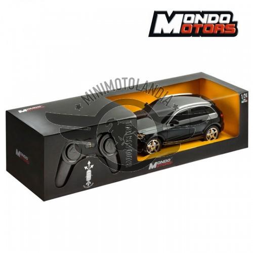 Auto Radiocomandata AUDI Q5 Macchina Scala 1:24 R/C