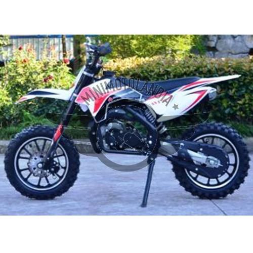 "Midicross Minicross 49cc EVO Cerchio 10"""