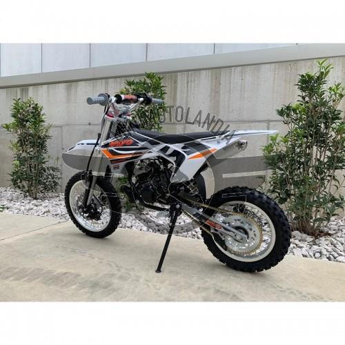 Minicross Kayo KT50 Cross Racing 50cc 2 tempi 9HP ruote 14-12