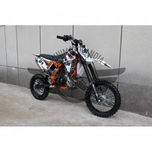 """Minicross Replica Morini 50cc XXL Cerchi 14""""-12"""""""