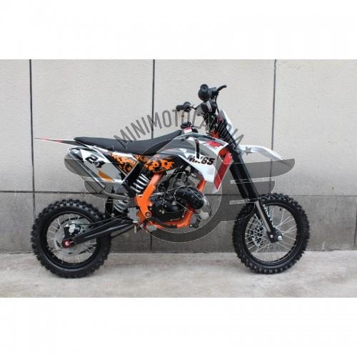 """Minicross Replica Morini 65cc Liquido 16cv Cerchi 14""""-12"""""""