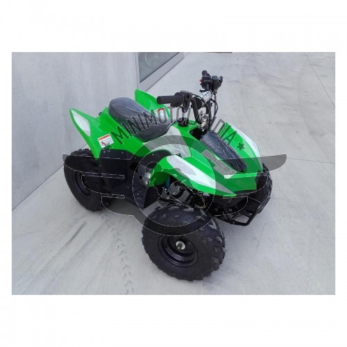 Quad ATV Space1 Kayo 70cc 4 Tempi