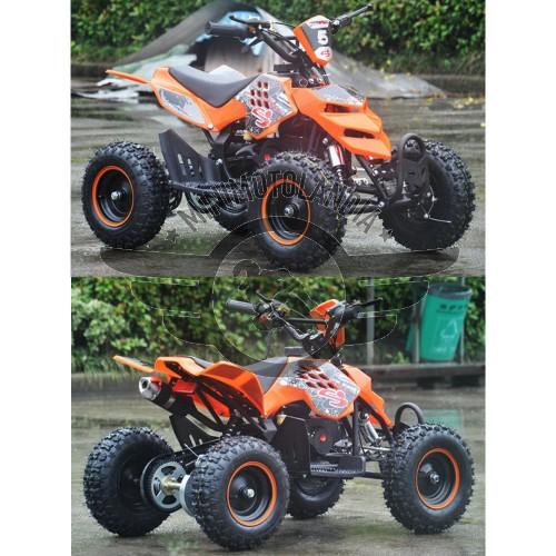 """Miniquad Raptor 49cc Cerchio 6"""" XXL"""