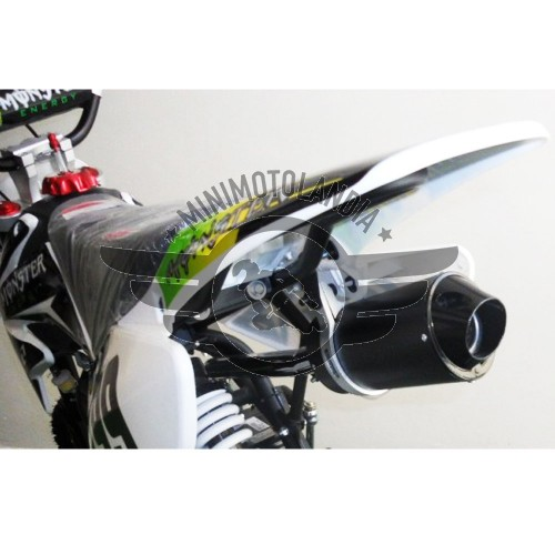 """Pit Bike BSE Monster YX 140cc Cerchi Maggiorati 17""""-14"""""""