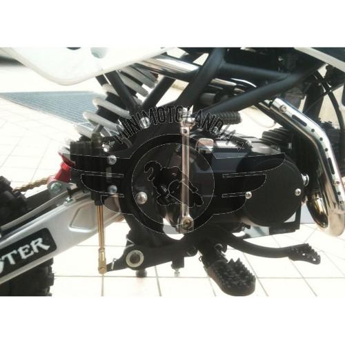 "Pit Bike BSE Monster YX 150cc 16cv Dirt Bike Racing 17-14"""