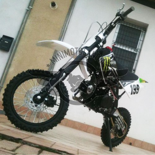 Pit Bike BSE Monster YX 125cc 11cv CRF 70