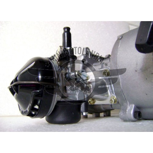 Motore Big Bore 4 Travasi 49cc + Carburatore Dell'Orto 15mm