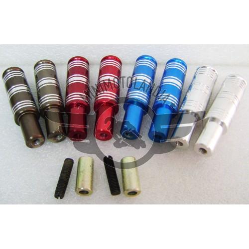 Pedaline Alluminio Minimoto Replica Blata