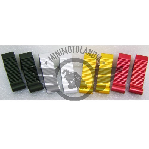 Pedaline CNC Lunga Minimoto 49cc