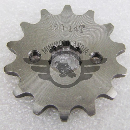 Pignone Passo 420 Pit Bike YX