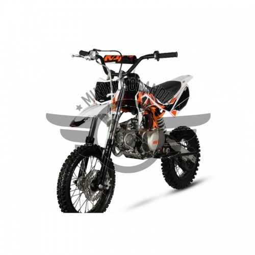 "Pit Bike TD110 KAYO 110cc Racing Cross Cerchi 14""-12"""