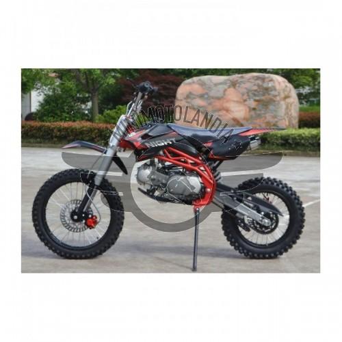 """Pit Bike Scorpion 125cc 11cv Cerchi Maggiorati 17""""-14"""""""