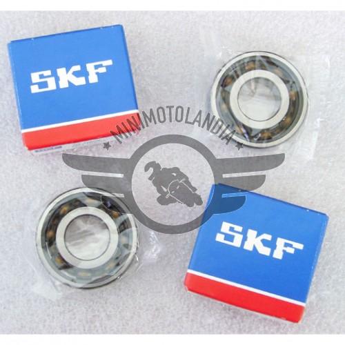 SKF 6202/C3/TN9 Cuscinetti Banco/Carter