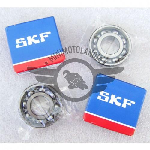SKF 6203/C4 Cuscinetti Albero Motore