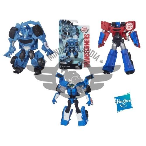 Robot Transformers Steeljaw Rid Legion Auto Hasbro